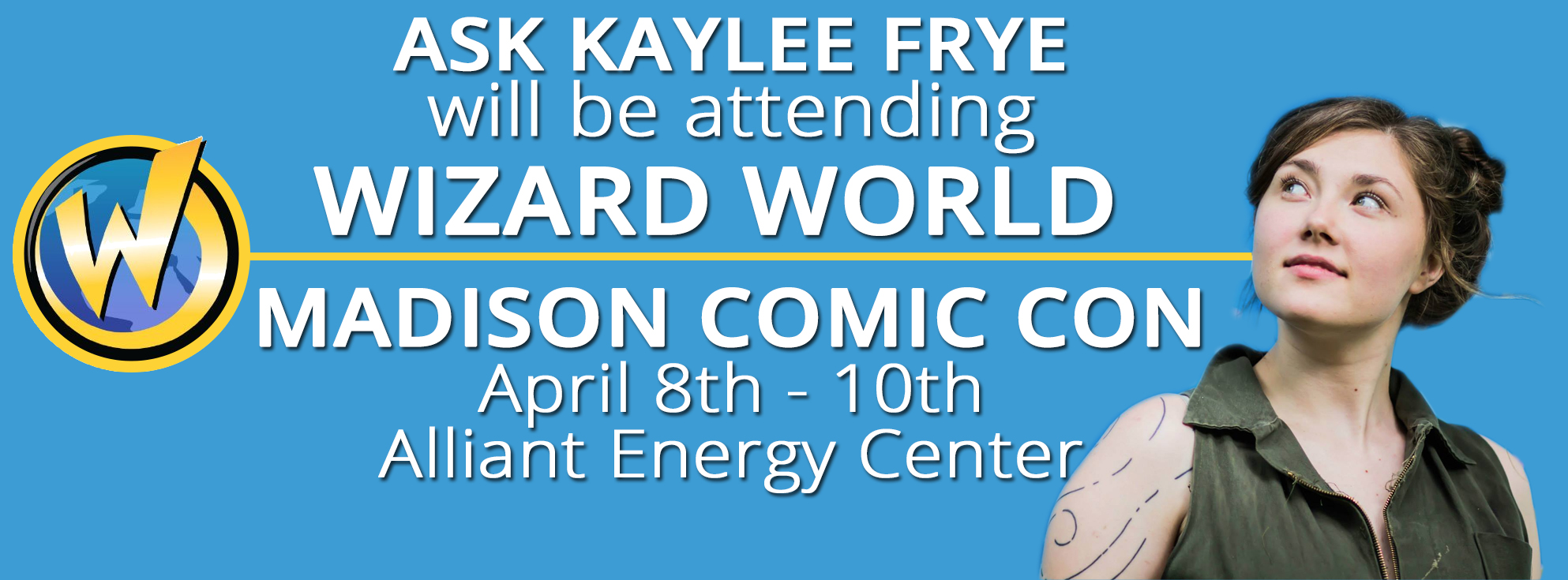 Comic CONfirmation: Wizard World Madison Comic Con 2016