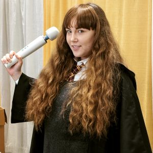 Magic Wand Hermione