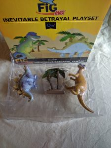 Inevitable Betrayal Playet (open)