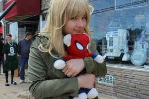 Gwen Stacy - Free Comic Book Day 2014