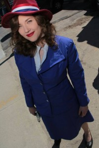 Peggy Carter - Free Comic Book Day 2015